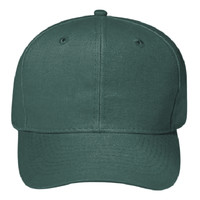 OTTO Garment Washed Superior Cotton Canvas Six Panel Pro Style Baseball Cap