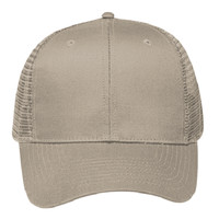 OTTO Cotton Twill Six Panel Pro Style Mesh Back Trucker Hat