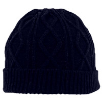 OTTO Soft Acrylic Knit Cable Knit Beanie