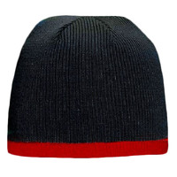 "OTTO Acrylic Knit 8"" Beanie with 7/8"" Trim"