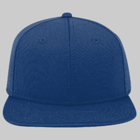 "OTTO Cool Comfort Stretchable Polyester Cool Mesh Square Flat Visor ""OTTO FLEX"" Six Panel Pro Style"