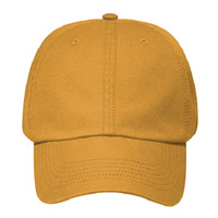 OTTO Garment Washed Superior Cotton Twill Six Panel Low Profile Dad Hat