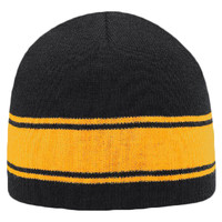 "OTTO Acrylic Knit 8"" Beanie with Stripes"