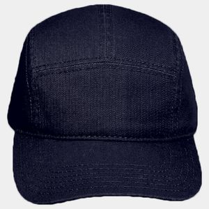 OTTO Garment Washed Superior Cotton Twill Five Panel Camper Hat Thumbnail