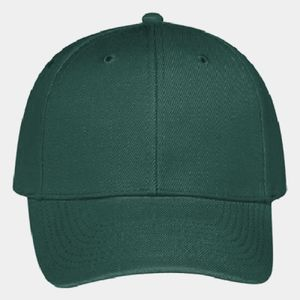 OTTO Wool Blend Twill Six Panel Low Profile Baseball Cap Thumbnail