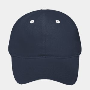 OTTO Garment Washed Superior Cotton Twill Sandwich Visor Six Panel Low Profile Dad Hat Thumbnail
