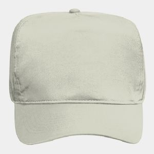 OTTO Brushed Cotton Twill High Crown Golf Style Cap Thumbnail